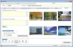 Software de gestión empresarial Tecnocop
